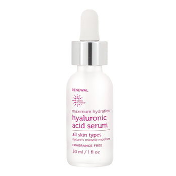 Maximum Hydration Hyaluronic Acid Serum