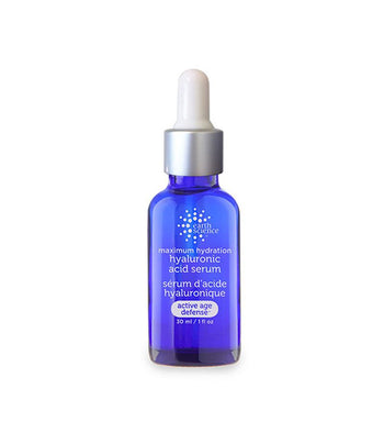 Earth Science-Sérum d'Acide Hyaluronique / Maximum Hydration Hyaluronic Acid Serum 30ml