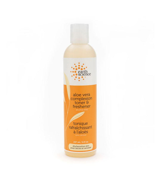 Aloe Alcohol-Free Complex. Toner-Freshener - Camomile Beauty - Green Natural Cruelty-free Beauty Shop