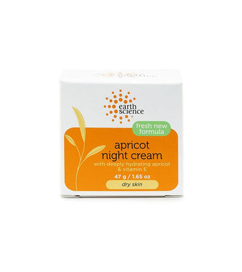 Apricot Night Cream - Camomile Beauty - Green Natural Cruelty-free Beauty Shop