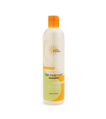 Earth Science-Shampooing Cheveux Abimés / Hair Treat. Shampoo