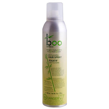 Anti-Humidity Hair Spray - Camomile Beauty - Green Natural Cruelty-free Beauty Shop