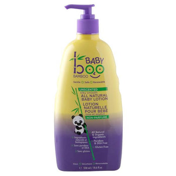 Boo Baby Lotion Unscented - Camomile Beauty - Green Natural Cruelty-free Beauty Shop