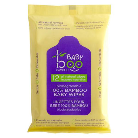 Baby Boo Wipes - Camomile Beauty - Green Natural Cruelty-free Beauty Shop
