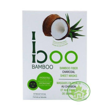 Boo Bamboo  Sheet Mask Hydrating