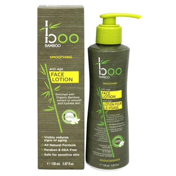 Boo Anti Age Face Lotion - Camomile Beauty - Green Natural Cruelty-free Beauty Shop