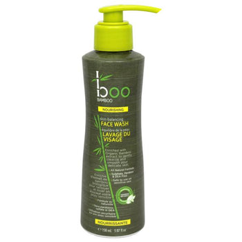 Boo Face Wash - Camomile Beauty - Green Natural Cruelty-free Beauty Shop