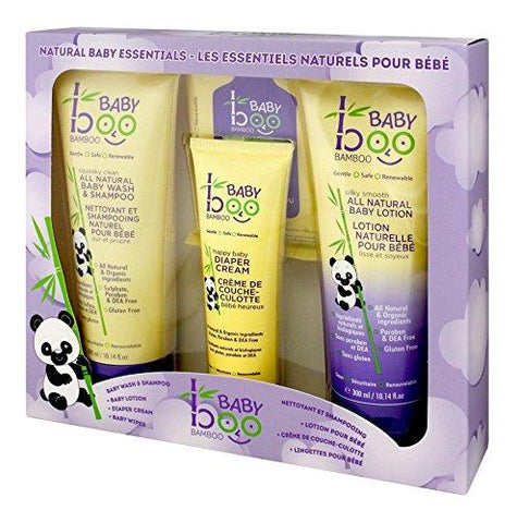 Baby Boo Gift Set - Camomile Beauty - Green Natural Cruelty-free Beauty Shop