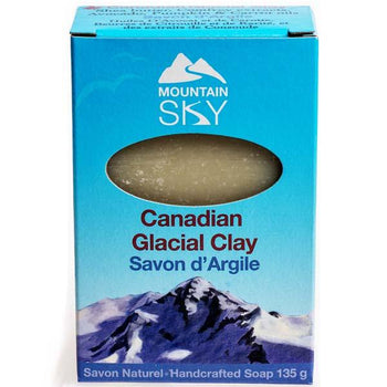 Canadian Glacial Clay Bar Soap - Camomile Beauty - Green Natural Cruelty-free Beauty Shop