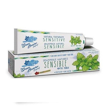 Green Beaver-Sensitive Toothpaste