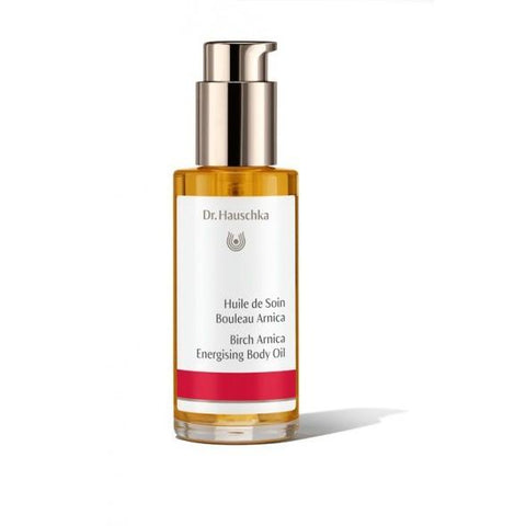Birch Arnica Energising Body Oil - Camomile Beauty - Green Natural Cruelty-free Beauty Shop
