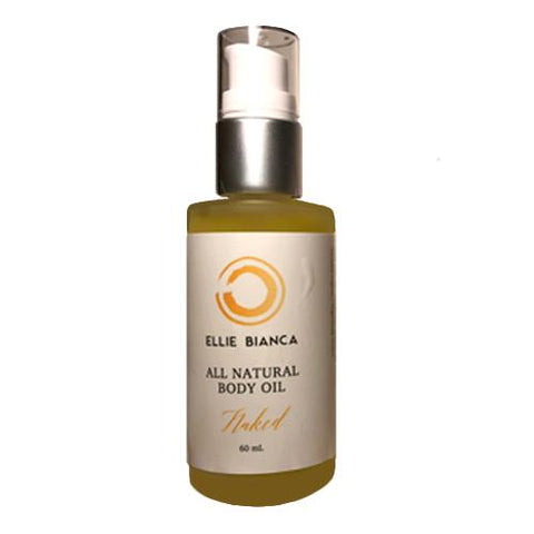 Ellie Bianca-Naked  Body Oil