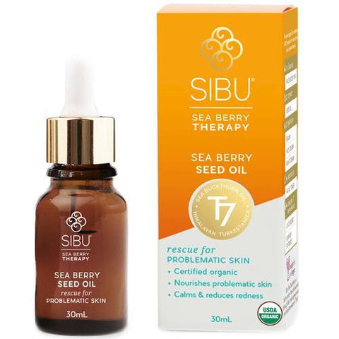Sibu - Sea Buckthorn Seed Oil