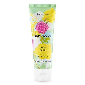 Sarabecca - New Rose Hand Cream