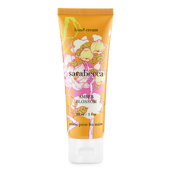 Amber Blossom Hand Cream - Camomile Beauty - Green Natural Cruelty-free Beauty Shop