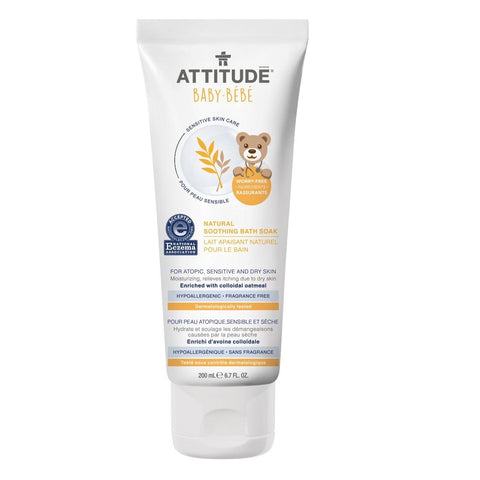 Attitude - Natural Soothing Bath Soak