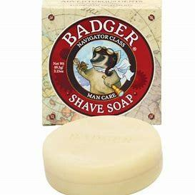 Badger Balms - Shave Soap