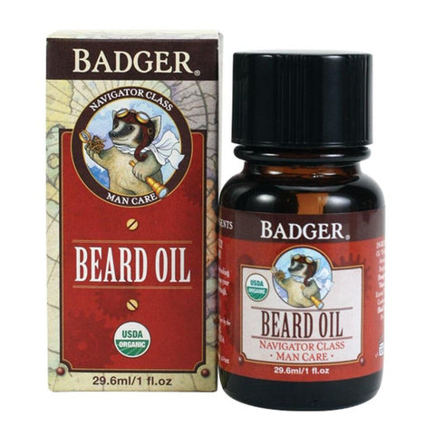 Beard Conditioning Oil - Camomile Beauty - Green Natural Cruelty-free Beauty Shop