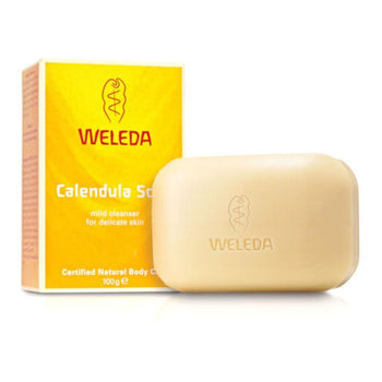 Calendula Baby Soap - Camomile Beauty - Green Natural Cruelty-free Beauty Shop