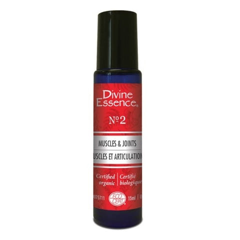 Muscles and Joints Spray & Roll-on No.2
