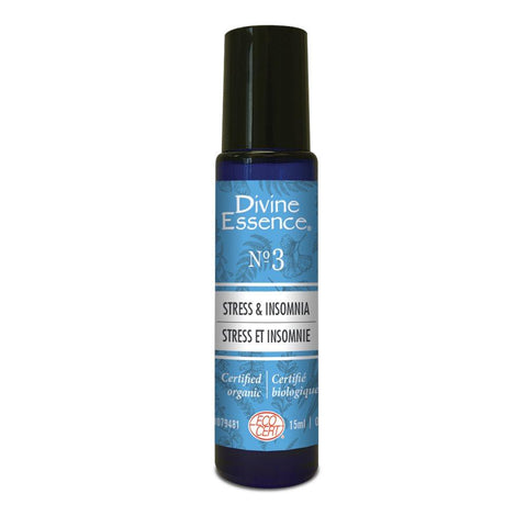 Divine Essence - Stress & Insomnia Roll-on No.3