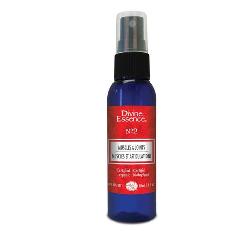 Divine Essence - Muscles and Joints Spray No.2