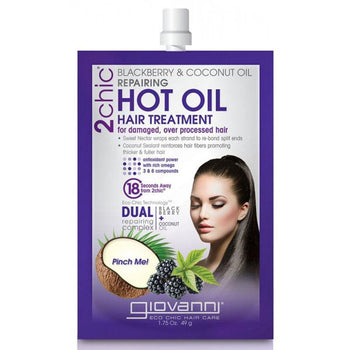 Giovanni - Repairing Hot Oil Hair Treatment