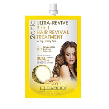 Giovanni - Ultra-Revive 3-in-1 Hair Treatment