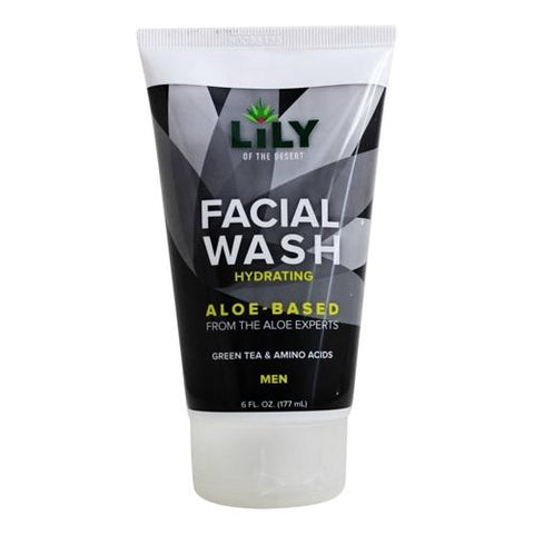 Lily of Dessert - Facial Wash (Men)