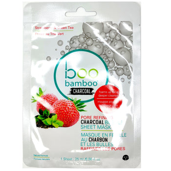 Boo Bubble Mask Pore Refining - Camomile Beauty - Green Natural Cruelty-free Beauty Shop