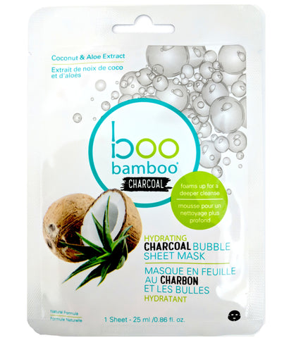Boo Bubble Mask Hydrating - Camomile Beauty - Green Natural Cruelty-free Beauty Shop