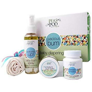 Peas In A Pod - Luscious Bum Baby Diapering Kit
