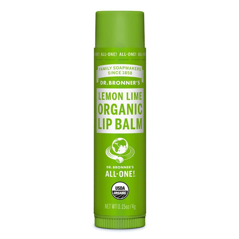 Dr. Bronner - Lemon Lime Lip Balm