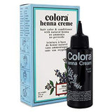 Colora Henna-Hair Cream Color & Conditioner with Natural Henna (2oz/59ml)