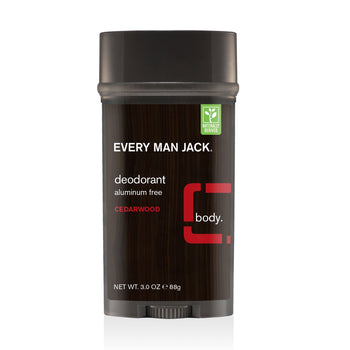 Every Man Jack-Deodorant Cedarwood