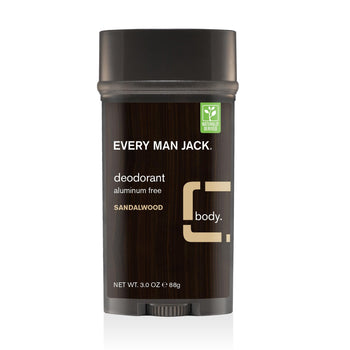 Every Man Jack-Deodorant Sandalwood