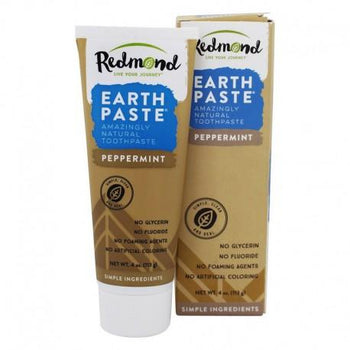 Redmond-Earthpaste - Peppermint