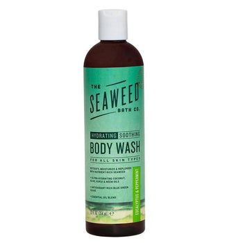 Seaweed Bath Co.-Body Wash - Eucalyptus & Peppermint