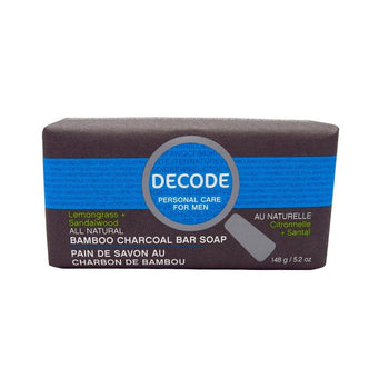 Decode - Cleansing Bar - Lemongrass Sandalwood