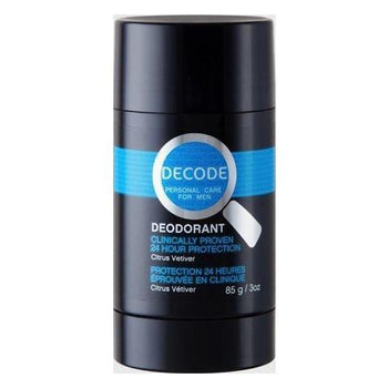 Decode - Deodorant Stick - Citrus Vetiver