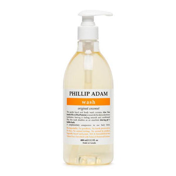 Phillip Adam - Hand & Body Wash - Coconut