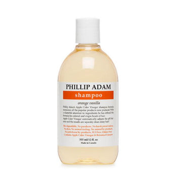 Phillip Adam - Apple Cider Vinegar Shampoo - Orange Vanilla