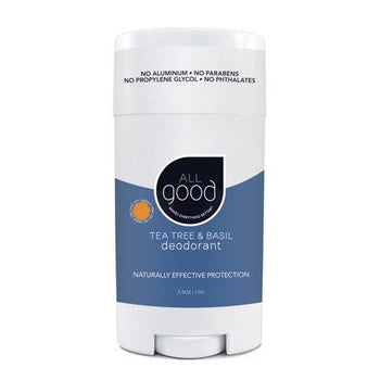 All Good - Deodorant - Tea Tree & Basil