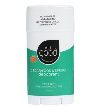 All Good - Deodorant - Cedarwood & Spruce