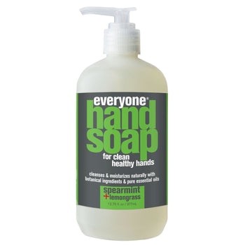 Everyone Soap - Hand Soap - Spearmint & Lemongrass
