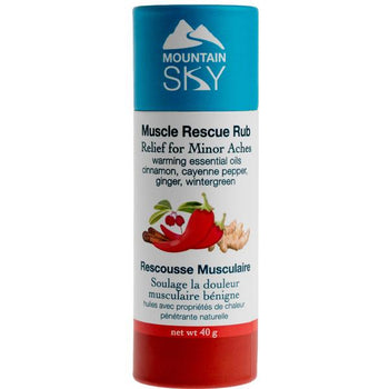 MOUNTAIN SKY- Muscle Rescue Rub