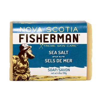Nova Scotia Fisherman-Sea Salt Soap