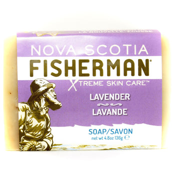 Nova Scotia Fisherman-Lavender Soap