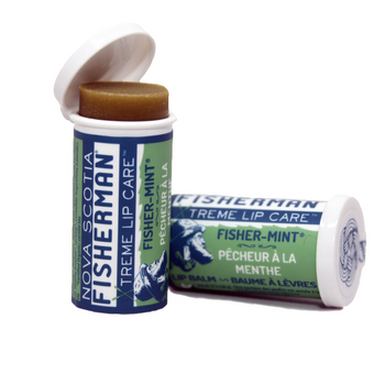 Nova Scotia Fisherman-Fisher-Mint Lip Balm
