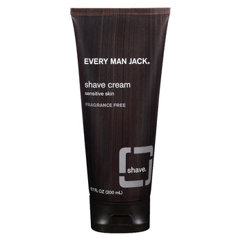Every Man Jack - Shaving Cream Fragrance Free
